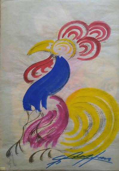 """Jesus """"Chucho"""" Reyes Ferreira, 'Rainbow Rooster', 1970-1979"""