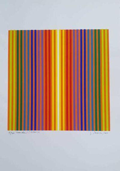 Jorge Pereira, 'Bandas Orange', 2011