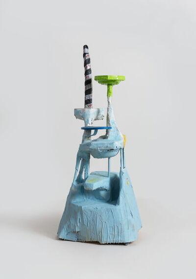 Zhou Yilun 周轶伦, 'Shelf Sculpture Based on a Cat Tree', 2019