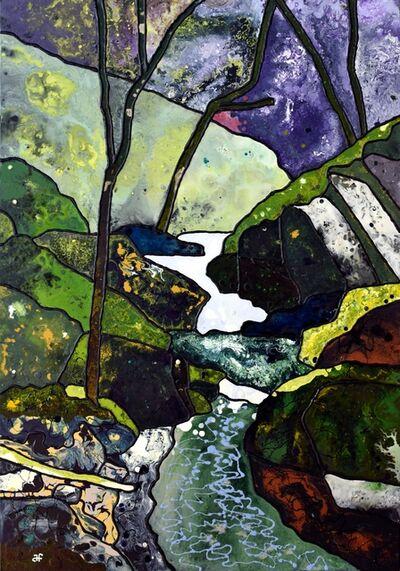 Andrew Francis, 'Ceri Falls', 2017