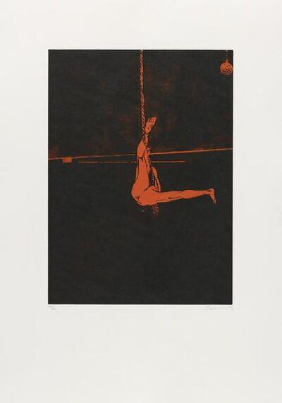 Norbert Tadeusz, 'Untitled (Akt am Seil III)', 2003