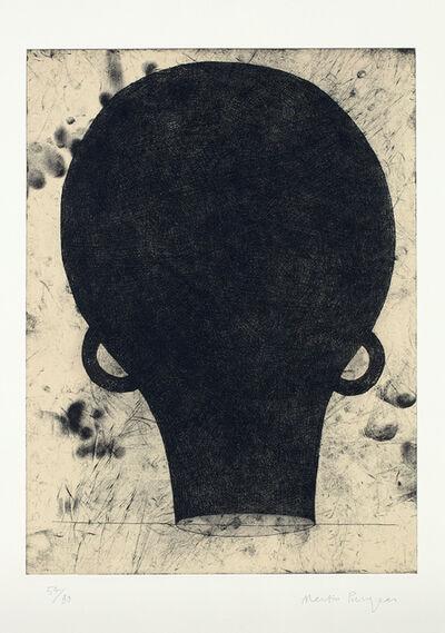 Martin Puryear, 'Untitled, from MoCA portfolio', 1999