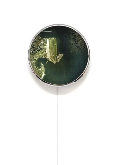 Marcia Xavier, 'Aeroporto Santos Dumont (prata) [Santos Dumont's airport (silver)]', 2014