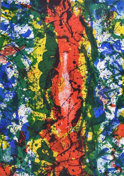 Sam Francis, 'Untitled [SF 344]', 1990