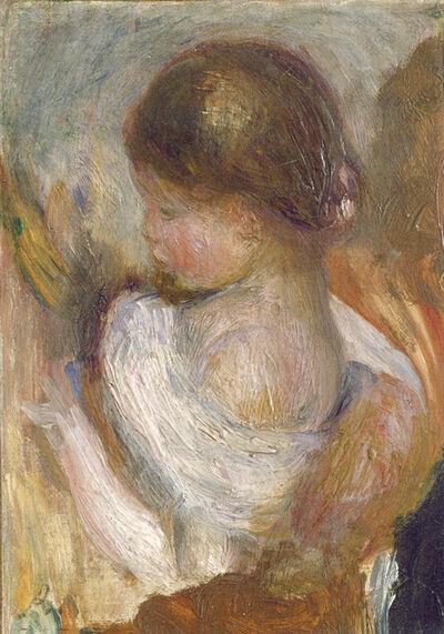 Pierre-Auguste Renoir, 'Young Girl Reading', ca. 1888