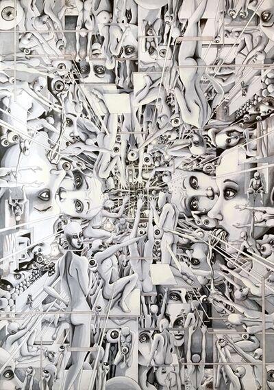 Vanessa Freuler, 'Konstrukt', 2019