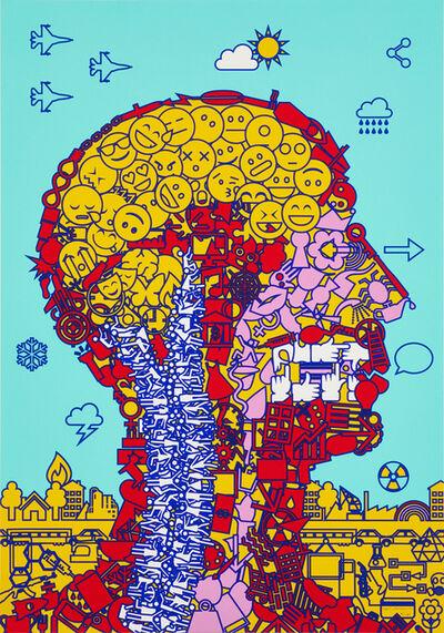 Lars Arrhenius, 'Think Tank', 2019