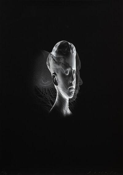 Jaume Plensa, 'Aura 111', 2020