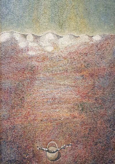 Cristino de Vera, 'Campos y flores', 1981
