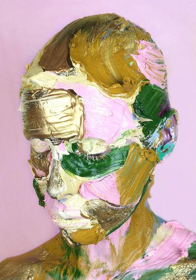 Sophie Derrick, 'Millennial Botanical - Pink #4', 2019