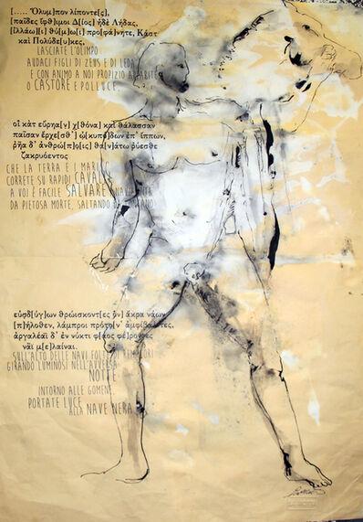 Alessandro La Motta, 'Alceo - ai Dioscuri', 2018