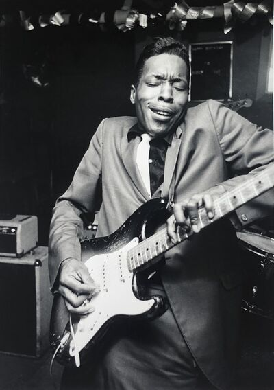 Art Shay, 'Buddy Guy', ca. 1966