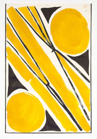 "Vera Neumann, 'Moonshine, from the ""abstracts"" series', ca. 1970"