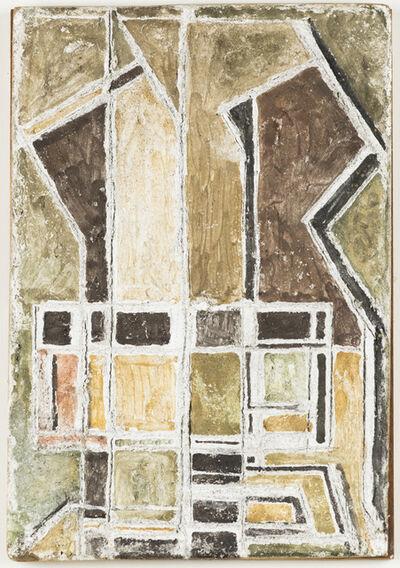 Mario Radice, 'Composizione', 1961