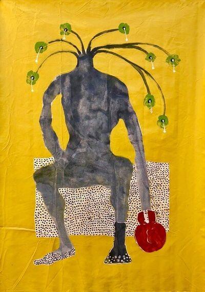 Amadou Sanogo, 'Le Reve du Combat', 2018