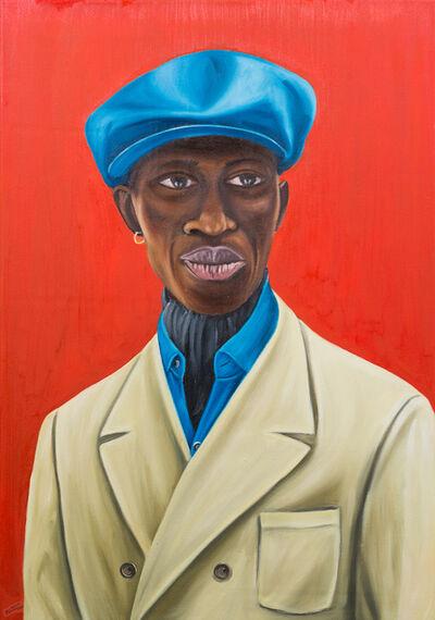 Zemba Musiri Lutanda Luzamba, 'The man who said nothing', 2017
