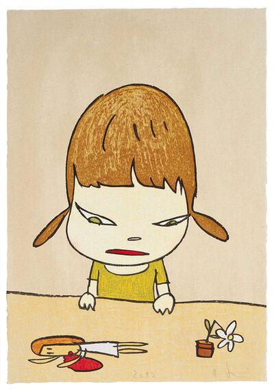Yoshitomo Nara, 'Broken Treasures', 2012