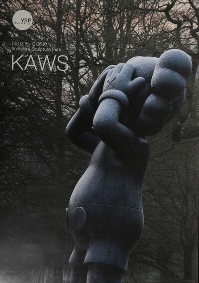 KAWS, 'Yorkshire Sculpture Park', 2016