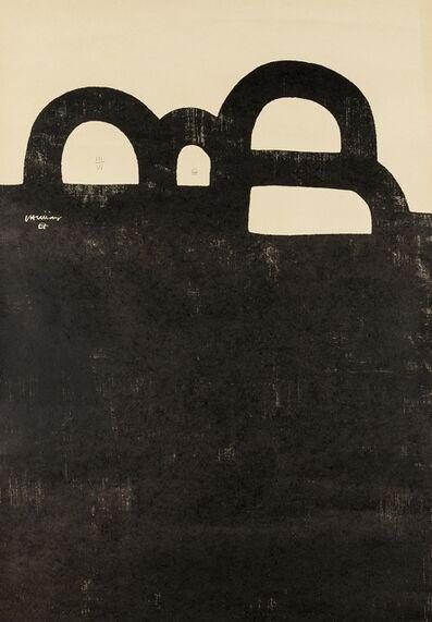 Eduardo Chillida, 'Chicago (Koelen 83020)', 1983