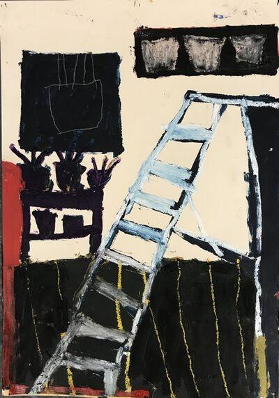 Florence Hutchings, 'Studio Ladder V', 2019