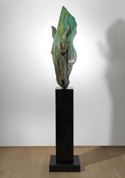 "Nic Fiddian-Green, 'Still Water, 42""', 2017"