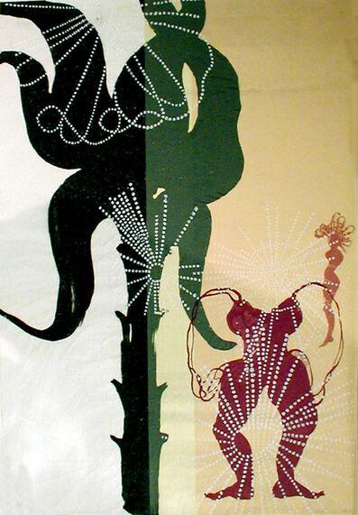 Shahzia Sikander, 'Afloat', 2001