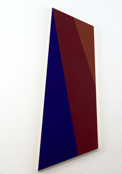 Leo Valledor, 'Aslantis', 1986