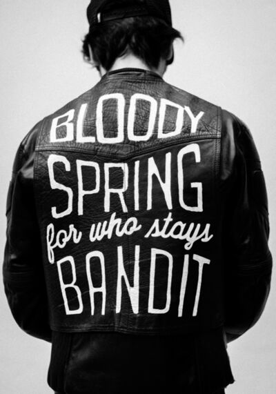 The Cool Couple, 'Bloody Springr for who stays bandit', 2014