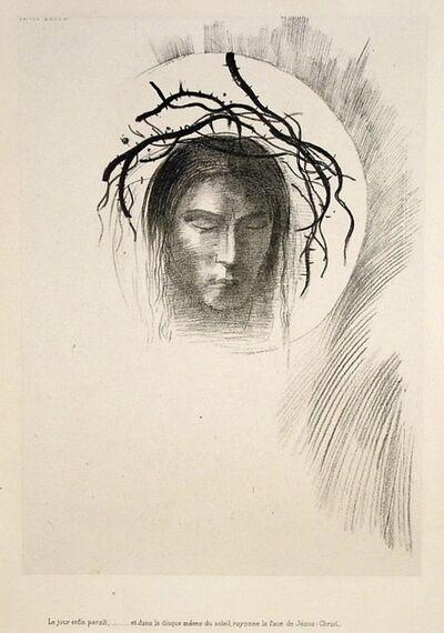 Odilon Redon, 'Le jour enfin paraît', 1896