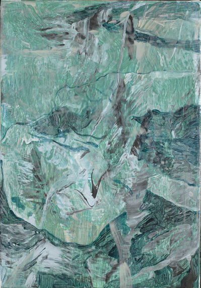 Sheng Hung Shiu 許聖泓, 'Only The Tip Of The Iceberg', 2018