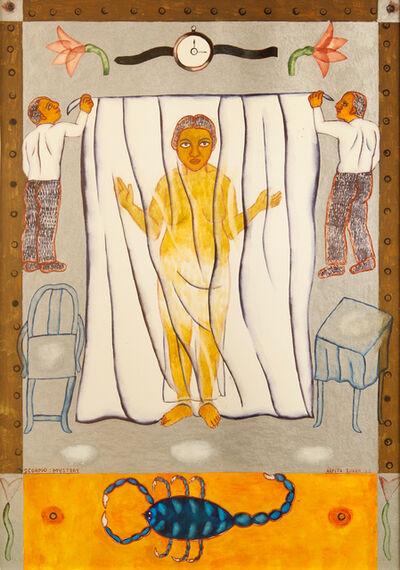 Arpita Singh, 'Scorpio: Mystery', 1999