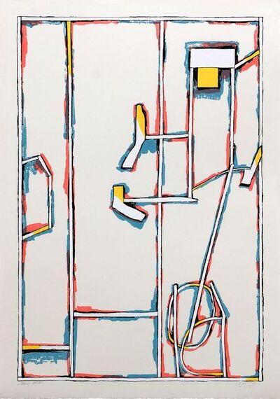 Craig Kauffman, 'Untitled, State I', 1980