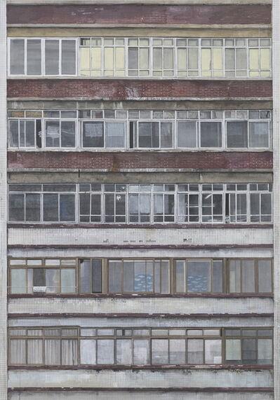 Jaeho Jung, 'Cheongpa-ro Building', 2018