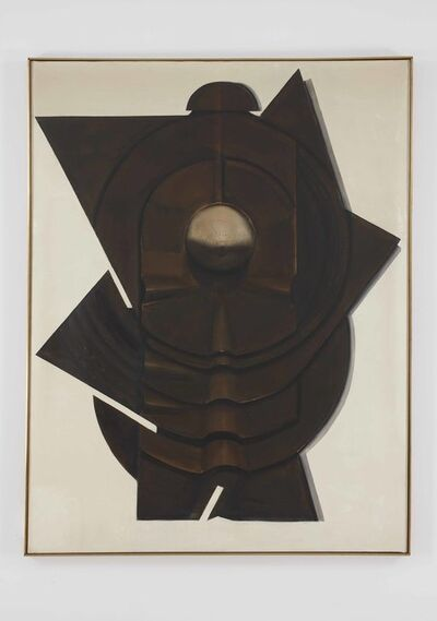 Agustin Fernandez, 'The Alarm Clock', 1977