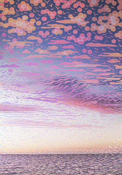 Sarah Anne Johnson, 'Pink and Blue Sky', 2018