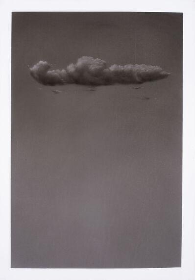 Ali Kazim, 'Untitled (Cloud series)', 2018