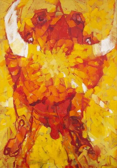 Frank Hodgkinson, 'Sun Bull', ca. 1967