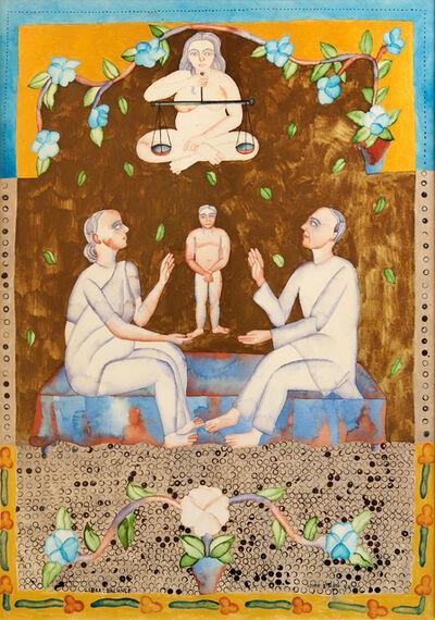 Arpita Singh, 'Libra: Balance', 1999