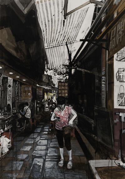 Miha Strukelj, 'Alley VII', 2019