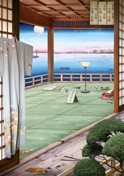 Emily Allchurch, 'Tokyo Story 4: Interior (After Hiroshige)', 2011