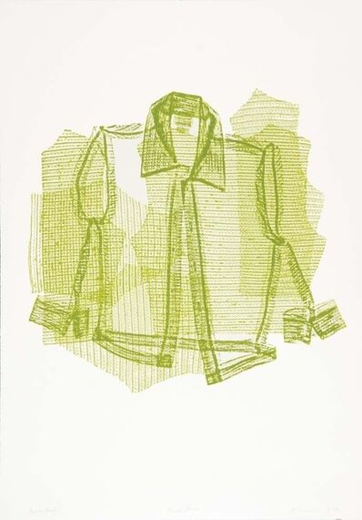 Jean Shin, 'Pressed Blouse', 2005