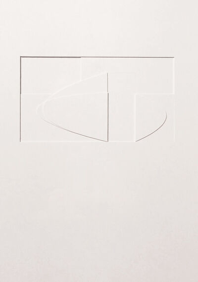 José Gabriel Fernández, 'Untitled, Study III', 2018
