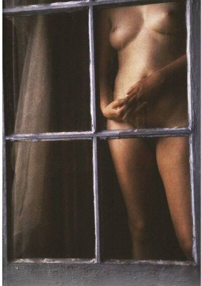 Robert Farber, 'Nude in Window', 1997