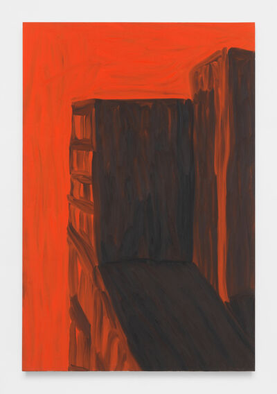Martha Diamond, 'Orange Light', 1983