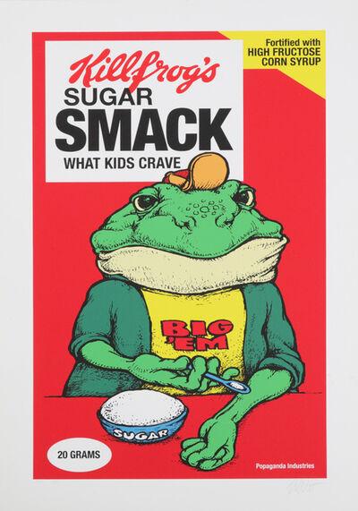 Ron English, ''Sugar Smack'', 2011