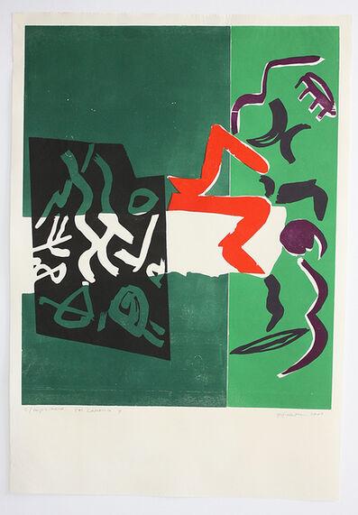 Francine Simonin, 'Val Camonica 3', 2000