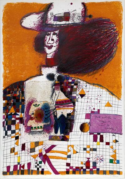 Theo Tobiasse, 'Quels sont ils ces Rivages', ca. 1980