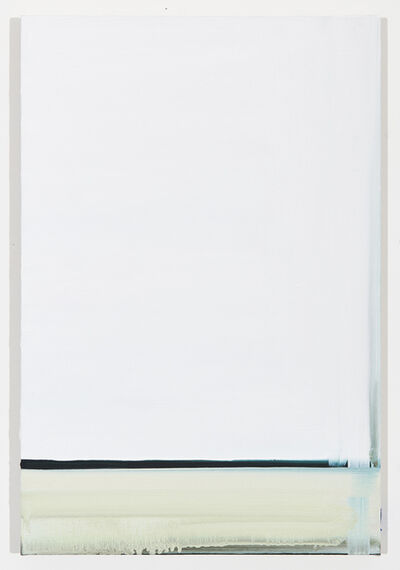 Juan Iribarren, 'Untitled (Small White 1)', 2017