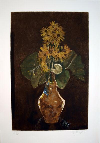 Georges Braque, 'Les Marguerites', ca. 1950