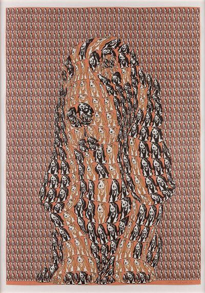 Thomas Bayrle, 'Hush Puppy', 1971